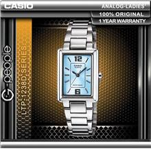 CASIO LTP-1238D-2A LADIES WATCH ☑ORIGINAL☑