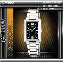CASIO LTP-1238D-1A LADIES WATCH ☑ORIGINAL☑