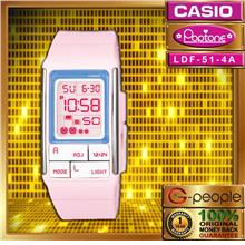 CASIO POPTONE LDF-51-4ADR WATCH ☑ORIGINAL☑