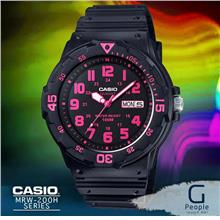 CASIO MRW-200H-4C WATCH ☑ORIGINAL☑