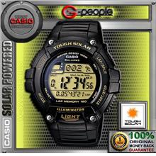 CASIO W-S220-9AV SOLAR POWERED WATCH ☑ORIGINAL☑