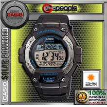 CASIO W-S220-8AV SOLAR POWERED WATCH ☑ORIGINAL☑