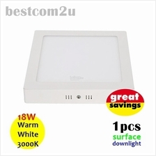 9 Inch 18W LED Ceiling Surface Downlight (Square)