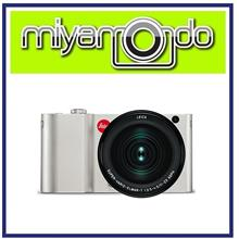 NEW Leica T (TYP 701) with 11-23mm Kit (Silver) Mirrorless Camera