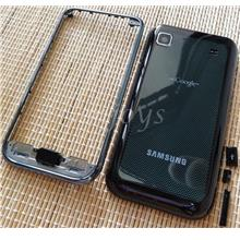 Enjoys: AP ORIGINAL HOUSING for Samsung I9000 Galaxy S ~Dot BLACK