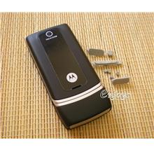 Enjoys: AP ORIGINAL HOUSING Motorola W375 ~ BLACK ~ #FULL SET#
