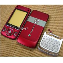 Enjoys: AP ORIGINAL HOUSING Sony Ericsson W760i W760 ~RED #Full Set