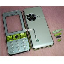 Enjoys: AP ORIGINAL HOUSING Sony Ericsson K660i K660 ~WHITE #Full Set