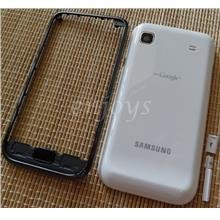 Enjoys: AP ORIGINAL HOUSING for Samsung I9000 Galaxy S ~WHITE ~#NEW#