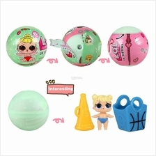 LOL 2nd Surprise Magic Funny Removable Egg Doll Toy with Match Accesso