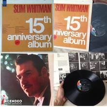 **incendeo** - Slim Whitman 15th Anniversary Collectible Vinyl Record
