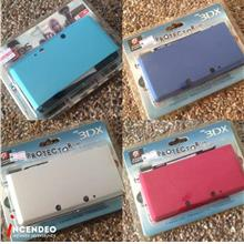 **incendeo** - Aluminium Hard Case Protector for Nintendo 3DS