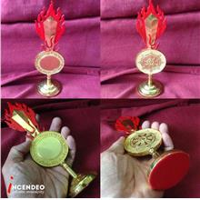 **incendeo** - Feng Shui Magic Wheel with Flaming Sword