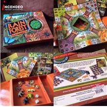 **incendeo** - Code Master RAIN FOREST Adventure Set for Kids