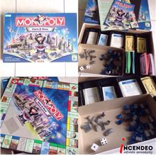 **incendeo** - Parker Brothers Monopoly Here & Now