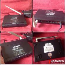 **incendeo** - PROLINK Wireless G ADSL Router H9000G