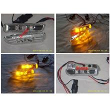 BMW E46 '98-04 Side Lamp Crystal Clear With LED
