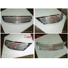 Toyota Camry `09 ACV40 Front Grille - Chrome [TY63-FG03-U]