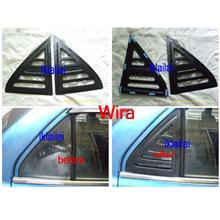 Wira/Saga/Myvi/Viva/Kelisa Rear Side Window Triangle Cover