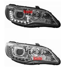 EAGLE EYES Honda Civic FD PROJECTOR HEAD LAMP [U Shape LED]