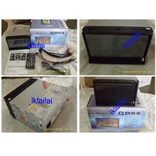 7inch Double Din Car DVD Player Touch Screen GPS Navigation [G-6903]