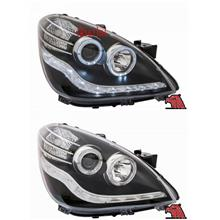 Eagle Eyes Toyota Avanza '06-10 Projector LED Head Lamp Starline