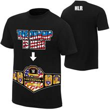 WWE John Cena The United States Champ is Here Official T Shirt