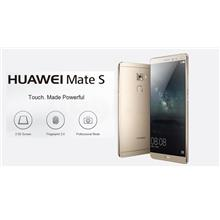 (ORIGINAL) HUAWEI WARRANTY Huawei Mate S LTE 2.2GHz 13MP 3RAM 64GB
