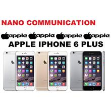 Apple iPhone 6 PLUS Nano Comm Warranty 16GB/64GB/128GB