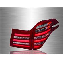 TOYOTA ALPHARD ANH30 2015-17 METEO Red Cover LED Light Bar Tail Lamp