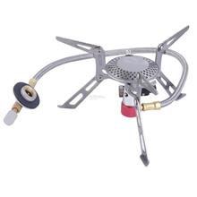 Dpower Mini Portable Folding Camping Gas Stove with Piezo Ignition