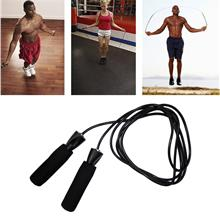 Aerobic Exercise Skipping Jump Rope Adjustable Fitness Excercise Train..