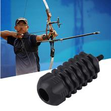 Hunting Arrows Archery Stabilize Compound Bow Stabilizer Rubber Access..