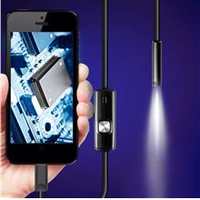 7mm Endoscope Camera for Android Phone Waterproof Phone Endoscope 1.5m