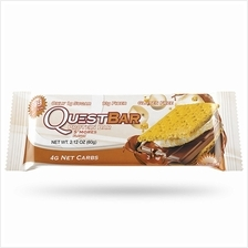Quest Nutrition QuestBar Protein Bar, S''Mores, 1 Bar