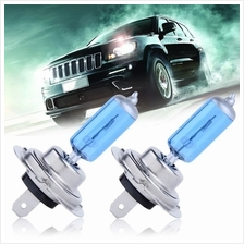 2pcs H7 XENON HALOGEN BULB 5000K Car Super White Light Bulbs 12V 55W