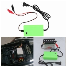 12V 2A Voltage Rechargeable Battery Power Charger 220V AC for Motorcyc..