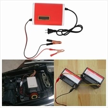 12V 6A Car Motorcycle Battery Charger for 12-Volt Sealed Lead-Acid