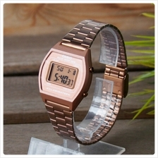 (Copy Original) Casio Women Steel Limited Edition - Rose Gold