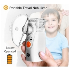 MK Portable Travel Nebulizer Asthma Coughing Phlegm Mucus Treatment fo