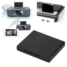 Bluetooth A2DP Music Receiver Adapter for iPod For iPhone 30Pin Dock S..