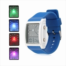 SKMEI 0814G Sports Water Resistant LED Fashion Watches