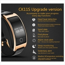 CK11S Smart Watch Blood Pressure Heart Rate Monitor Fitness Bracelet
