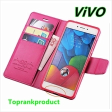 Alivo ViVO X5 / Pro / Max Flip PU Leather Case Cover Casing +Free Gift