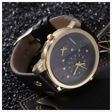 SWEIBAO A3135-1 Multi-Fuctions Dual Display Water Resistant Watch