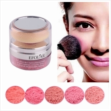 New Women Cosmetic Cheek Makeup Blusher Soft Natural Blush Powder