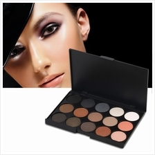 Professional 15 Colors Matte Shimmer Eyeshadow Palette Cosmetic