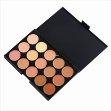 15 Color Professional Facial Concealer Camouflage Palette Eyeshadow