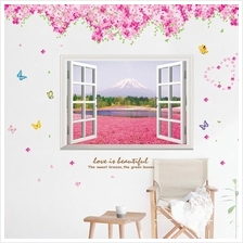 AY9234A Wall Sticker Bedroom Wall Sticker Background Wall Inspiration ..
