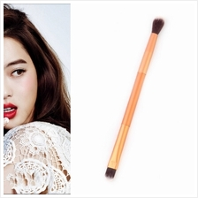 New Doubled Ended Eyeshadow Eye Shadow Makeup Cosmetic Brush Tool